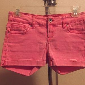 Levi's Jean Shorts (Size 3)
